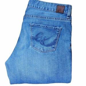 Express X2 denim jeans size 31